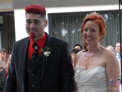 Le mariage de Gil et Delphine