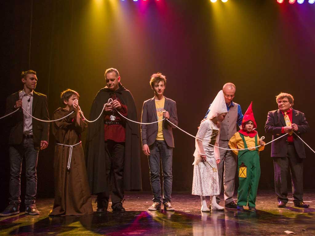Le Cercle Magique d'Alsace en scène