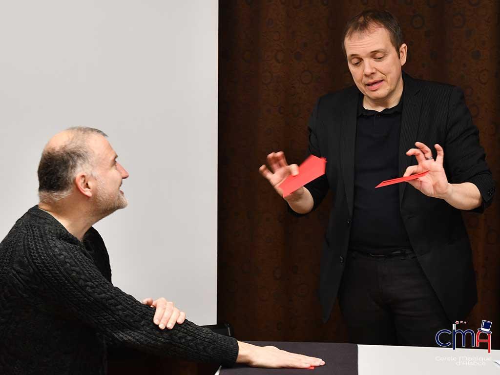 Read more about the article Workshop de Boris Wild